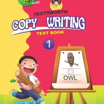 Copy Writing Book 1 (Age 3+)