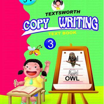 Copy Writing Nursery 3  (Ages 5-6+)
