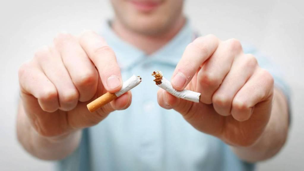 Para dejar de fumar