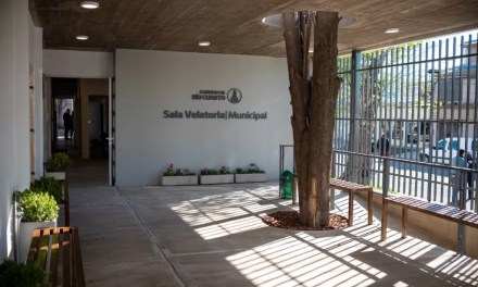 Primera Sala Velatoria Municipal