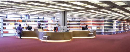 Informationszentrum Stabi