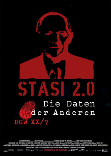 Stasi 2.0 - Die Daten der Anderen