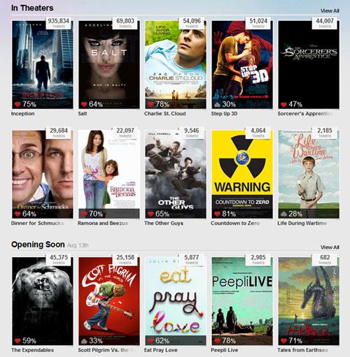 Fflick-Filmübersicht aktueller und kommender Filme auf der Startseite