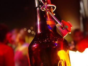 Symbolbild: Flasche Bier