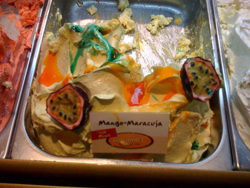 Mango-Maracuja - eine der Traumsorten bei Giovanni L.