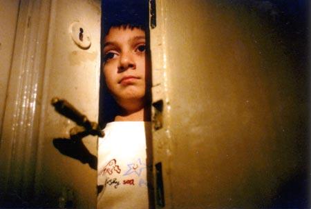 Szenenfoto aus dem Film 'Hurensohn'