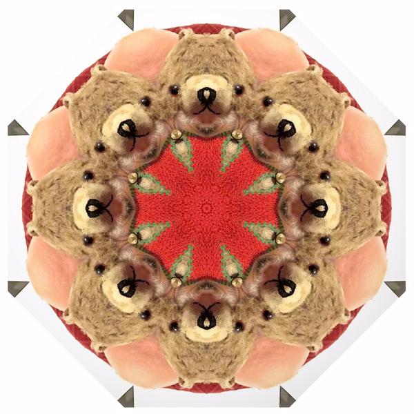 Kaleidoskop aus den Köpfen von Martin und Markus