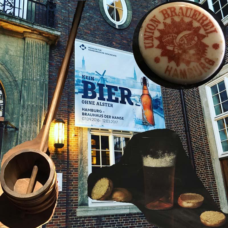 Kein Bier ohne Alster