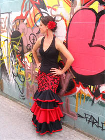 Tradition & Moderne: Sevillana vor Graffiti