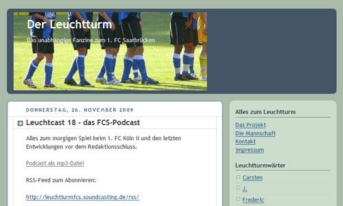 Leuchtturm: Leuchtcast, der Podcast zum FCS