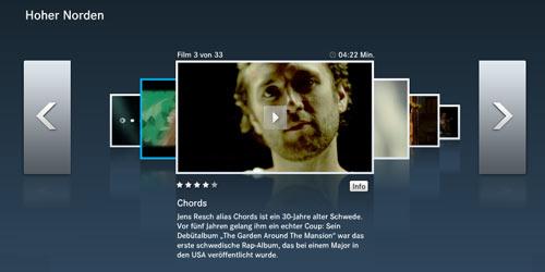 Mercedes Benz TV: Chords