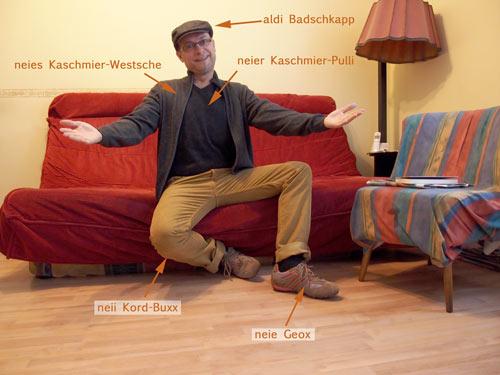 Neu eingekleidet für den Herbst 2012