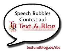 Speech Bubbles Contest