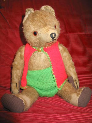 Teddybär Martin