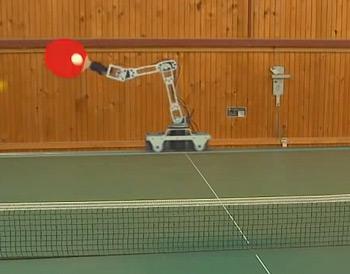 Tischtennisroboter