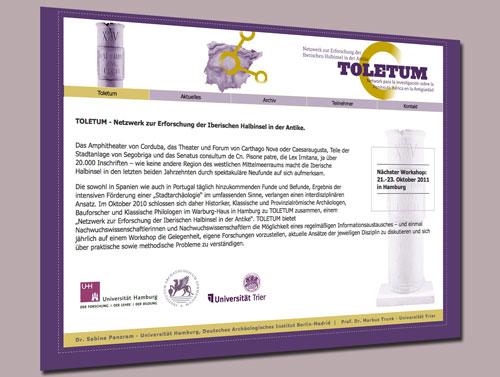 Toletum - Netzwerk