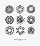 Download: PDF | EPS[original image: Texture Fabrik, 16 hi-res decorative ornaments on texturefabrik.com]