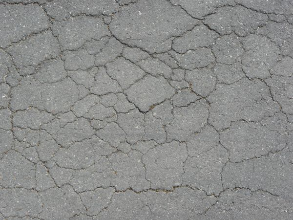 Cracked road texture photoshop