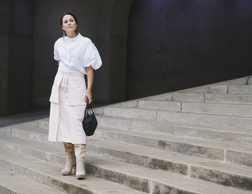 valentines outfits, romantic outfit inspiration, beige suede boots, grey handbag, thrifting, resale shopping
