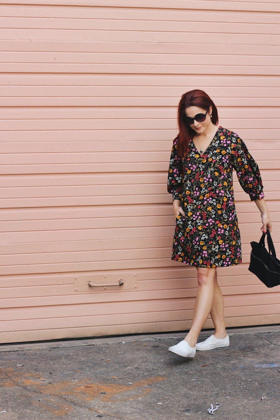dresses, floral dresses, zara, spring fashion, spring outfits, sneakers with dresses, casual style, garden ideas, nature walks