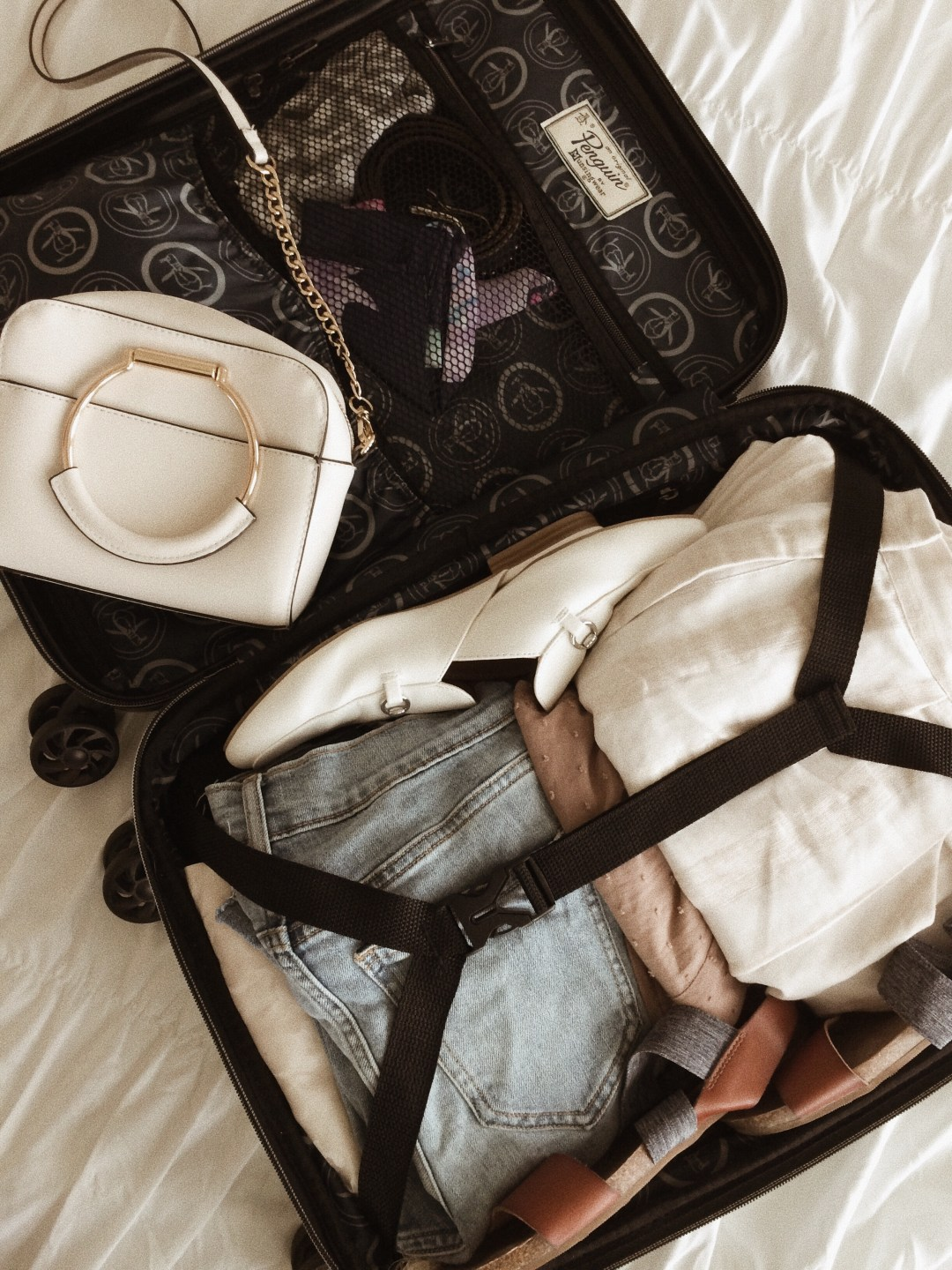 packing, luggage, packing tips, how to pack a carry on, what to pack