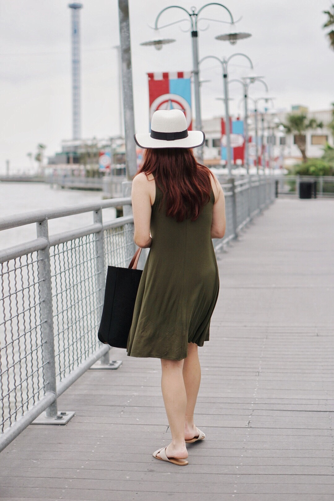my go to neutral, minimal styling, casual summer style, fedora hats