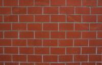 brick texture red wall dark masonry pattern wallpaper ...