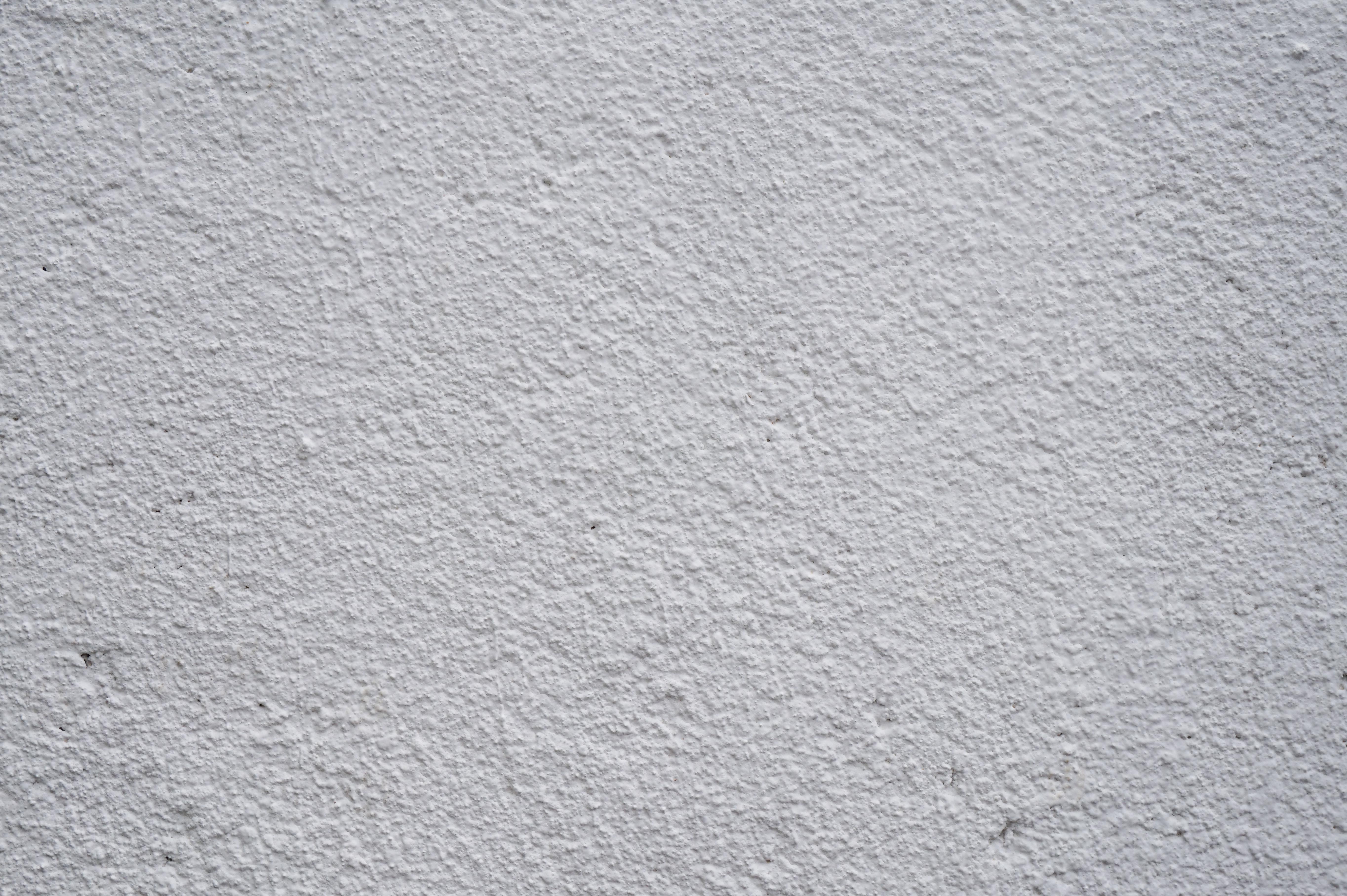 White Plaster Wall 02