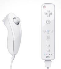 Nintendo Wii: Nunchuck + WiiMote
