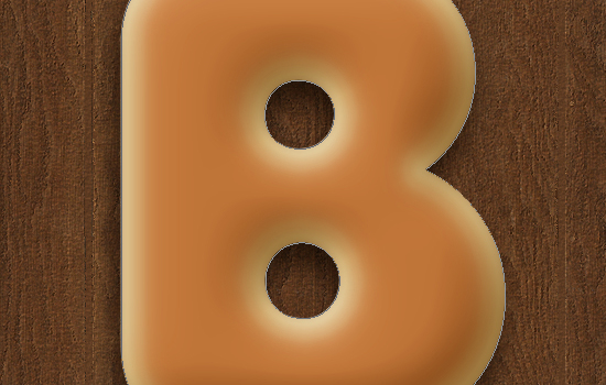 Delicious Bagels Text Effect step 5