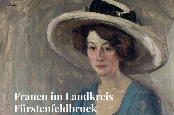 Erna Voll und Selma Des Coudres: Malerinnen in Fürstenfeldbruck