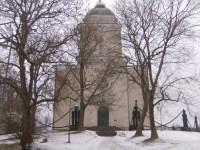 Kirche auf der Insel