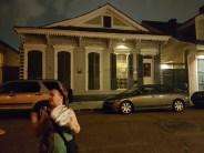 Das Ex-Haus von Marie LeVau (resp. der Platz wo ihr Haus mal Stand)