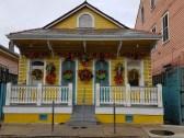 Cool geschmücktes Haus