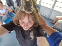 Alligator Selfie