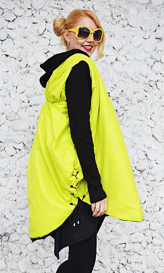lime yellow jacket