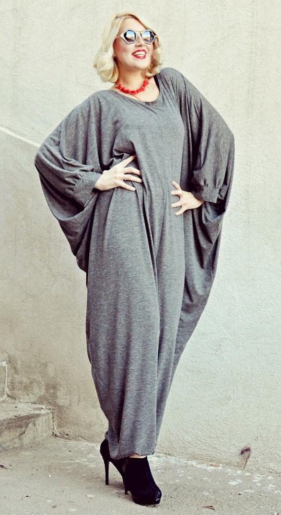 plus size grey jumpsuit