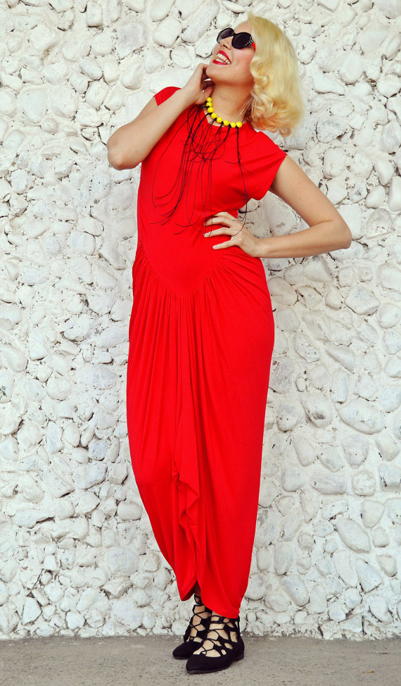 TEYXO red dress