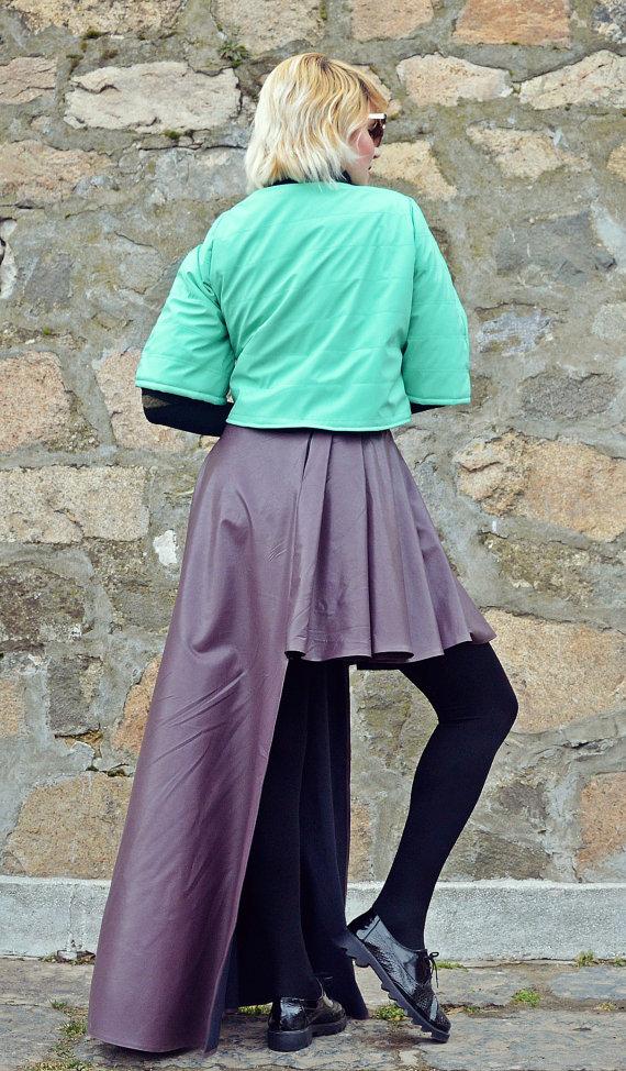 extravagant skirt