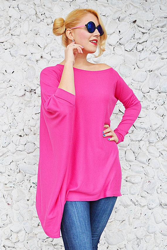 TEYXO pink top