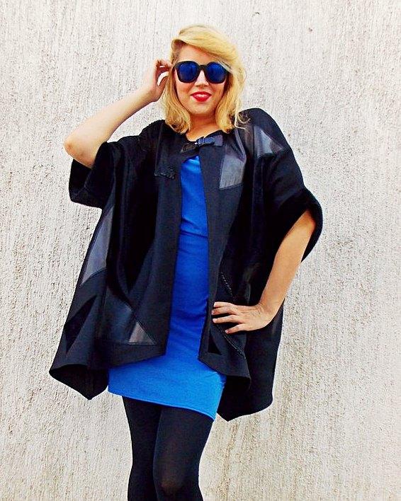 block coat