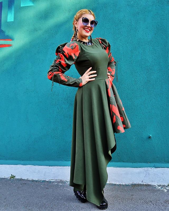 military dress women