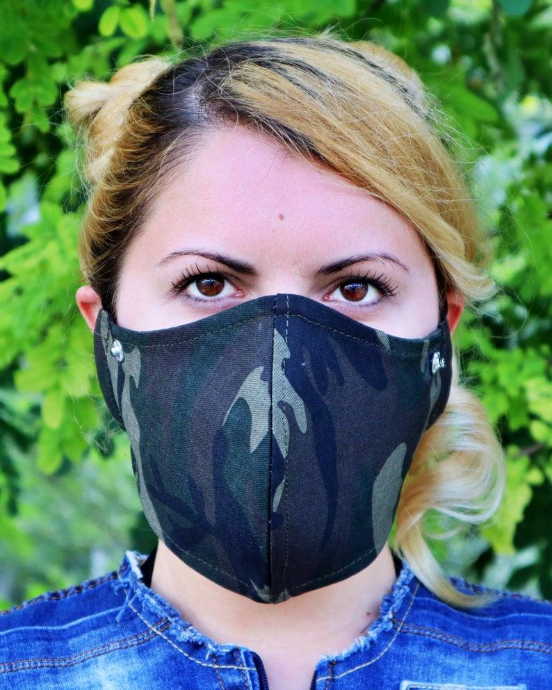 camo masks