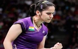 इंडिया ओपन: क्वार्टर फाइनल में टेनिस स्टार सायना