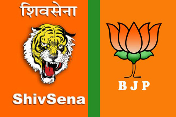 bjp shiv sena alliance