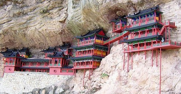 temple china