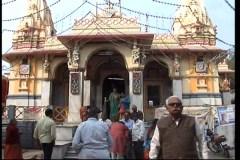 बुरहानपुर : स्वामीनारायण मंदिर में 56 भोग
