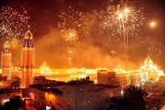 दीपावली के अवसर पर रात 10 बजे तक ही फोड़े पटाखे