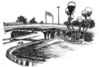 Like AIIMS flyover will be in Chandigarh