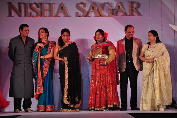 Nisha Sagar showcases